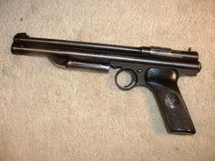 crosman vintage pump pistol