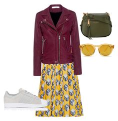 Untitled #1 by dobondieliza on Polyvore featuring polyvore, fashion, style, IRO, Gucci, adidas, Marc Jacobs and clothing