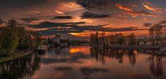 Riverscape by Claudio De Sat on 500px