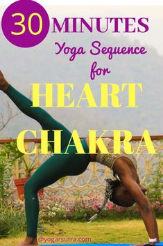 Welcome to the Heart Chakra Yoga Class Yogis! If you're struggling with difficult emotions, opening your heart chakra… Yoga Sequences, Yoga Poses, Yoga For Kids, Kid Yoga, Anahata Chakra, Yoga For Sciatica, Chakra Affirmations, International Yoga Day, Yoga For Back Pain