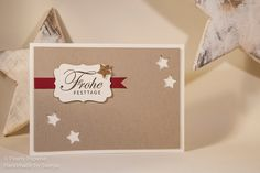 Stampin' Up!, www.pearly-paperie.de, Christmas Card