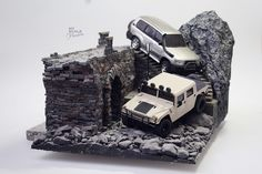 Mini-z Overland Diorama_03   by My Scale Passion