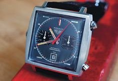 Tag Heuer Monaco Watch Review: Watches