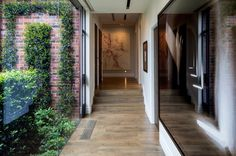 These floors Chaplin Architects Wooden Flooring, Facade, Saints, Entryway, Room Decor, Windows, Architecture, Places, Projects