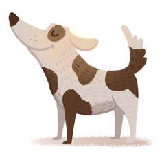 Photos of Anna Lomakina Cute Animal Drawings, Animal Sketches, Art Drawings, Dog Illustration, Character Illustration, Bear Pictures, Detailed Drawings, Sketchbook Inspiration, Dog Art