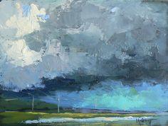 Stormy Weather Painting  www.worldweatheronline.com