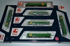 Phone Service, Train Set, Diecast Models, Model Trains, Lima, Limes