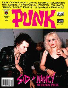 Punk Magazine Store: 3D PUNK Back Issues