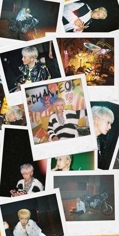 Chanyeol Cute, Park Chanyeol Exo, Baekhyun, Exo Red Velvet, Exo Album, Chanbaek, Sunshine, Kpop, Wallpaper