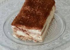 No Egg Desserts, Baileys, Flan, Tofu, Tiramisu, Cooking, Cake, Ethnic Recipes, Sweet