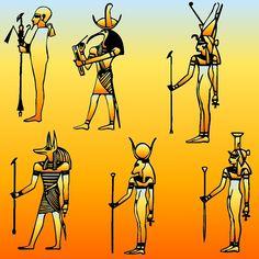 Gratis afbeelding op Pixabay - Egyptische, Historische, Aanbidden