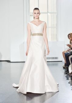 Aisle Style: The Must-See Wedding Dresses at Bridal Fashion Week Fall 2014: Legends by Romona Keveza Bridal Fall 2014
