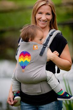 • Front and back carry  • From 7kg - 20kg • Can be used for newborns (3.5 kg +) if used with the Tula Infant Insert • Easy to use.  • No legs dangling! Designed