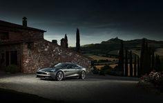 Aston Martin auto - fine photo