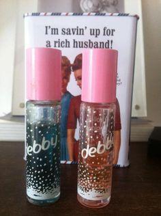 Debby - Du gloss à lèvre ultra sucré