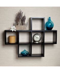 The newest catalog of corner wall shelves designs for modern home interior wall decoration latest trends in wooden wall shelf design as home interior decor trends in Indian houses Cubby Shelves, Corner Wall Shelves, Wooden Wall Shelves, Cubby Storage, Wall Shelves Design, Wall Mounted Shelves, Wooden Walls, Display Shelves, Cubbies