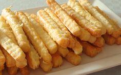 Sýrové tyčinky doma a snadno za 20 minut!