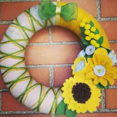 Ehi, ho trovato questa fantastica inserzione di Etsy su https://www.etsy.com/it/listing/519377494/summer-wreath-ghirlanda-estate