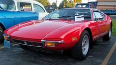 pantera car | pantera ford s italian answer to the american corvette muscle car ...