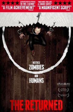 Directed by Manuel Carballo. With Emily Hampshire, Kris Holden-Ried, Shawn Doyle, Claudia Bassols. In a post-zombie world, where the infected live normal lives, their retroviral drug is running out.