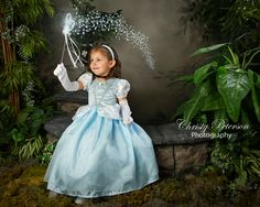 magic wand sparkle overlay from Mostly for Princesses set, Cinderella princess photography sessions