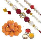 We deliver sweet laddu with free rakhi and roli tikka to Chennai. Fresh gifts delivery for all location in Chennai. Visit our site: www.flowerschennai.com/Rakhi_Gifts_to_Chennai.php