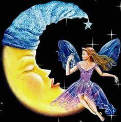 • Jó éjszakát, jó éjt képek Moon Fairy, Betty Boop, Faeries, Good Night, Cinderella, Disney Characters, Fictional Characters, Disney Princess, Emoji