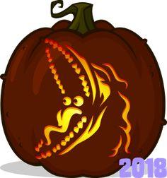 Pumpkin Carving Patterns and Stencils - Zombie Pumpkins! Disney Pumpkin Carving, Halloween Pumpkin Carving Stencils, Halloween Pumpkin Designs, Amazing Pumpkin Carving, Pumpkin Carving Patterns, Cool Pumpkin Stencils, Spiderman Pumpkin, Skull Pumpkin, Pumpkin Art