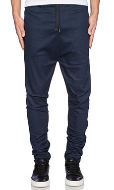I Love Ugly Zespy Pant in Navy