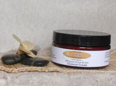 Coconut Cream Whipped Shea Butter by OffshoreBreeze on Etsy, $15.00