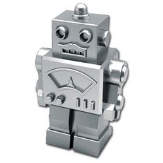 Monopoly is holding a voting contest to remove one game piece and add a new one. The robot is one of the new voting options.