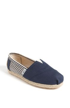 TOMS 'Classic University' Slip-On (Women) available at Nordstrom for Sara