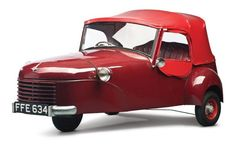 1951 Bond Minicar Mc B
