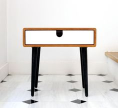 mid century modern side tables - Google Search