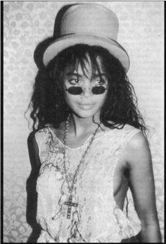 Lisa Bonet  - ultimate hipster