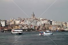 Istanbul and the Bosphorus — Foto Stock #9796363
