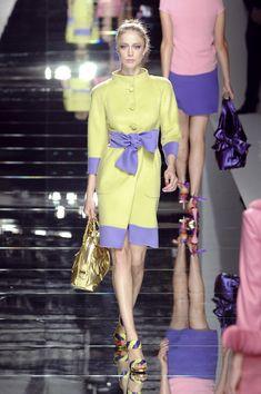 Valentino at Paris Fashion Week Spring 2008 - Runway Photos