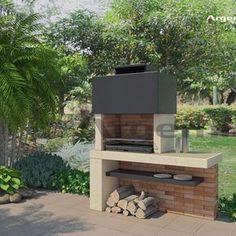 How Does Pergola Work Outdoor Oven, Outdoor Fire, Outdoor Barbeque, Barbacoa Jardin, Barbeque Design, Parrilla Exterior, Outdoor Grill Station, Modul Sofa, Home Design Floor Plans