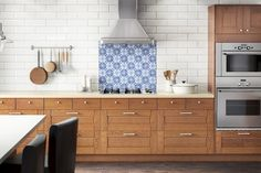 Custom Kitchen Cabinetry - Time to Build blog #blog #dwell #modern #kitchen…