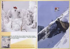 Snowboard - Spanish Magazine - Marc Salas - Snowboard Team - March12