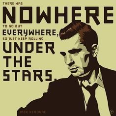 Jack Kerouac 3-01 by benjancewicz, via Flickr