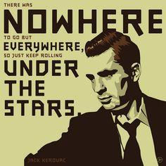 Jack Kerouac 3-01 by benjancewicz, via Flickr