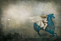 """Gabriel Pacheco illustration for """"The Little Mermaid"""""""