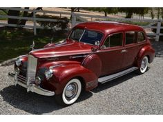 Packard 180 LeBaron 1941 Packard Custom 180 LeBaron Limousine, Award Winning, 1 of 6 Extant! - http://www.legendaryfind.com/carsforsale/packard-180-lebaron-1941-packard-custom-180-lebaron-limousine-award-winning-1-of-6-extant/