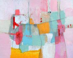 Abstract Painting, Modern Art, Contemporary Original Art - Stay Right  This is…