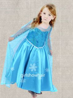 Elsa Costume Elsa Frozen Dress Costume Frozen Elsa Cosplay Disney Frozen Clothing Snow Queen Elsa Costume Child Adult Size on Etsy, $79.99