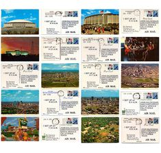 On Kawara - I Got Up At…(1974–75)  So Kawara's whole practice is basically social media isn't it? Only 35 years early. Postcards instead of instagram or tweets.