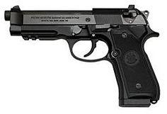 Beretta 92A1 - 9mm