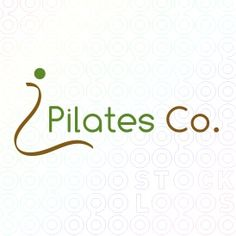 Pilates Co. Pilates Logo, Make Your Own Logo, Premium Logo, Logo Maker, Create Yourself, Logo Design, Design Inspiration, Logos, Coaching