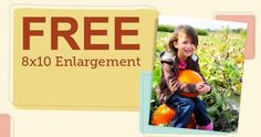 FREE 8x10 from Walgreens   Coupon Friendly